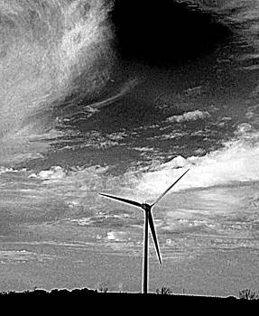 Wind Turbine by Maria Scarfone