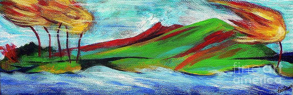 Windward by Elizabeth Fontaine-Barr