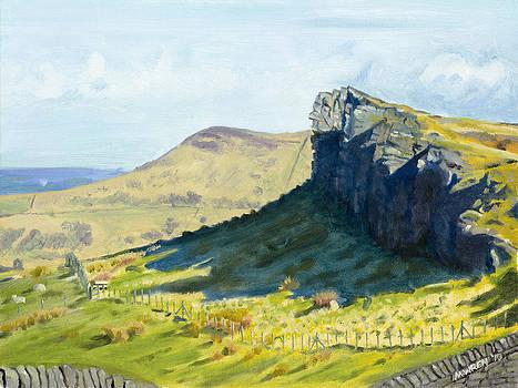 Windgather Rocks by Mick Wren