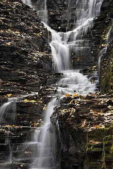Winding Waterfall by Christina Rollo