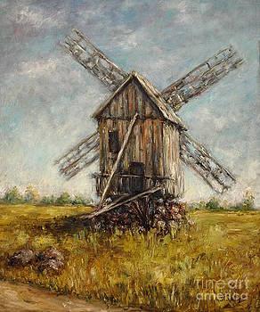 Windmill by Arturas Slapsys