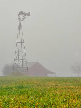 Windmill by Donnie Bagwell