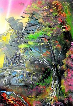 Windmill by Evaldo Art