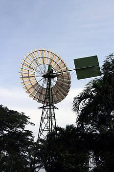 Windmill by Gladys Turner Scheytt