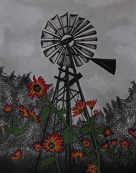 Windmill by Jodi Dougherty