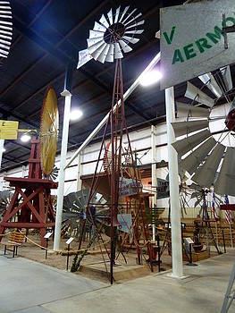 Windmill Museum 1 by Merridy Jeffery