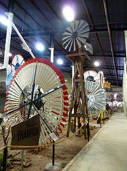 Windmill Museum 2 by Merridy Jeffery