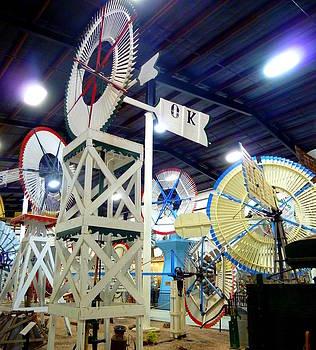 Windmill Museum 3 by Merridy Jeffery