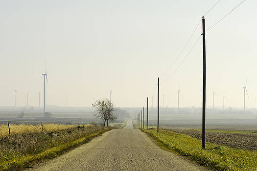 Windmill Road by James Blackwell JR