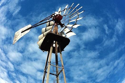 Windmill by Shawn Wood