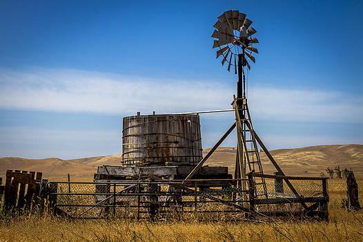 Bruce Bottomley - Windmill Water Pump Station