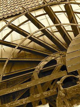 Windmill wheels by Andreea O'Hara