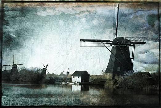 Windmills by Anna Miller