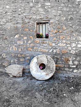 Ioanna Papanikolaou - window and millstone