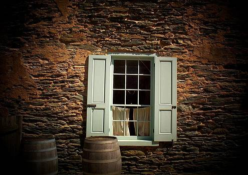 Window at Harper's Ferry by Joyce Kimble Smith