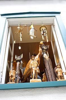 Veronica Vandenburg - Window Box with Wood
