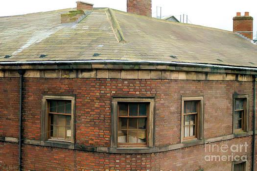 Window Brick and Slate by Tess Baxter