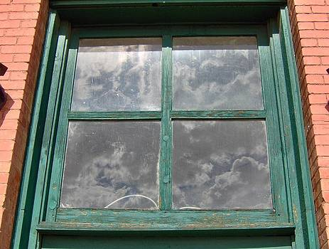 Window Clouds by Jasmin's Treasures