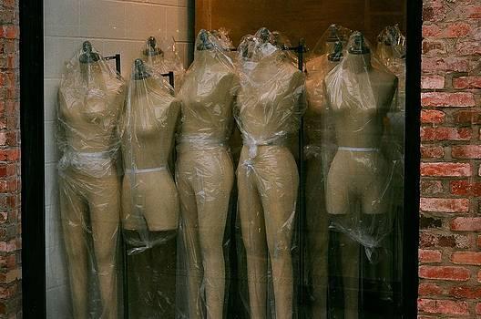 Window Dummies by Bernie Smolnik