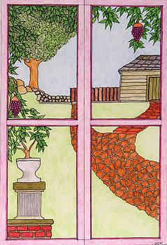 Window by Gregory Carrico