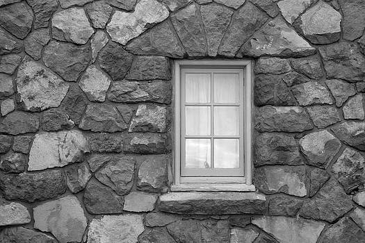 John Cardamone - Window in Stone
