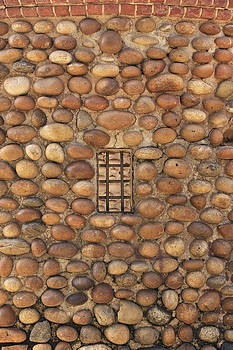 Art Block Collections - Window in Stone Wall