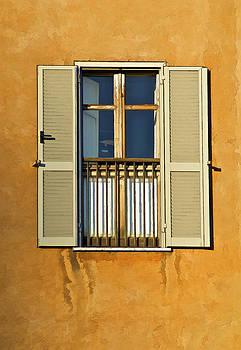 David Letts - Window of Rome II