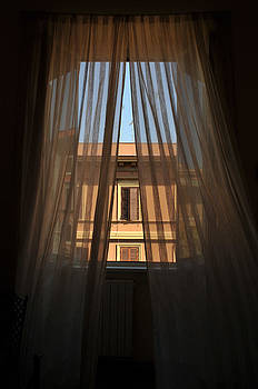 Window on Rome by Susie Rieple