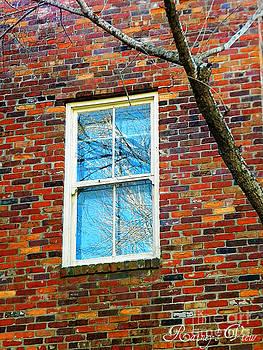 Window Reflections by Lorraine Heath