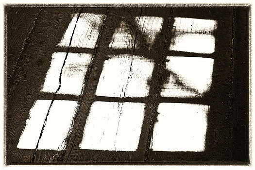 Window Shadow by Craig Brown