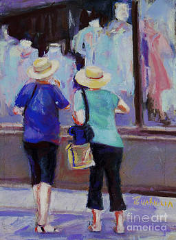 Window Shopping by Joyce A Guariglia