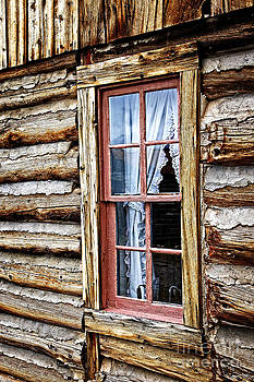 Window to Abandoned by Lincoln Rogers
