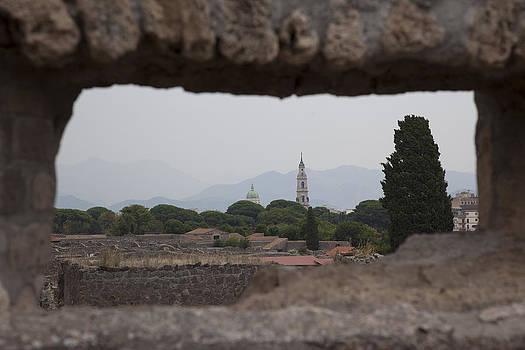 Window to Pompeii by Denise Rafkind