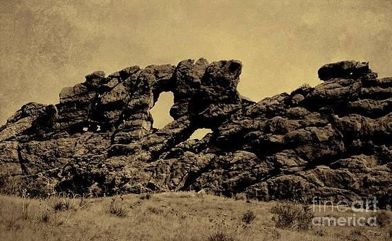 Jon Burch Photography - Window To The Past