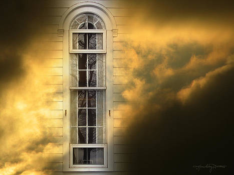 Window to the Sky by Karen Casey-Smith