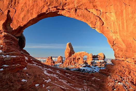 Adam Jewell - Window To Turret Arch