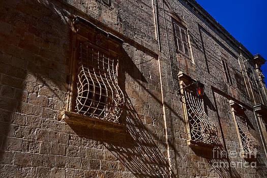 Window Wall by Julian Cook