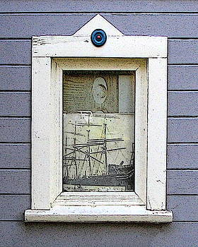 Window with Stories To Tell by Ben Freeman