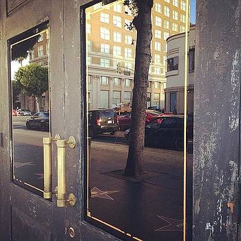 #windows And #reflections #hollywood by Ann Marie Donahue