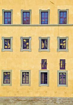 David Letts - Windows of Florence