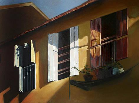 Windows by Sangeeta Takalkar