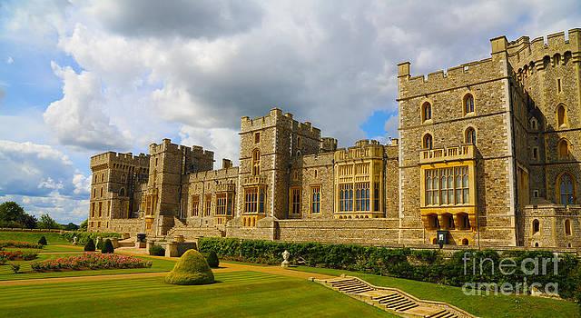 Windsor Castle Terrace by Dan Hilsenrath