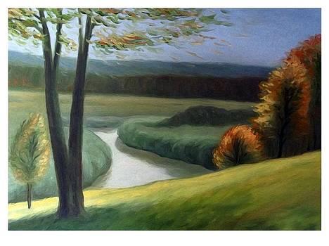 Algirdas Lukas - Windy autumn