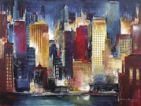 Windy City Nights by Kathleen Patrick