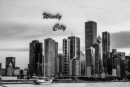 Windy City by San Gill