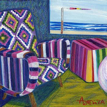 Windy Day by Adelita Pandini