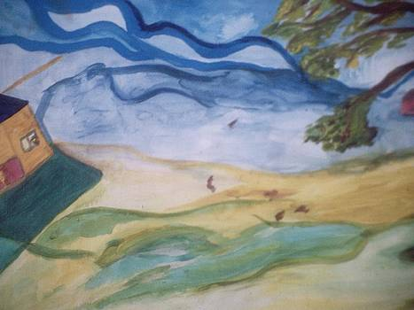 Windy Day by Shea Holliman
