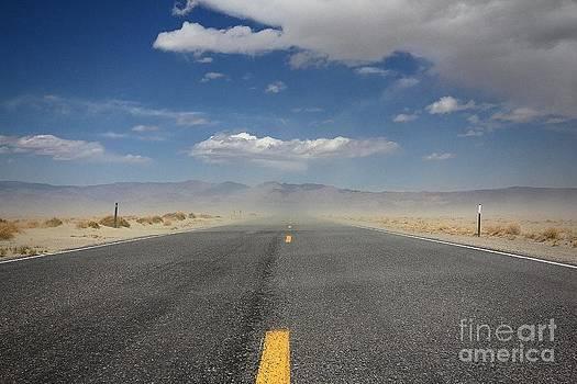 Andrew Brooks - Windy Desert Road