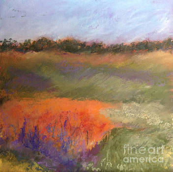 Windy Meadow by Rosemary Juskevich