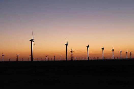 Windy Power by Mo  Khalel